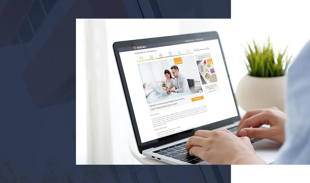 Platforma e learningowa - platforma LMS - system wspomagający e-learning w smarteducation